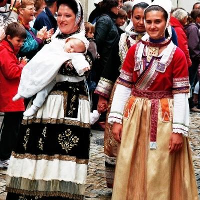 Festival de Cornouailles - Grand défilé