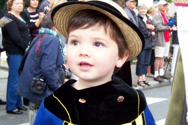 Festival de Cornouaille - Grand défilé
